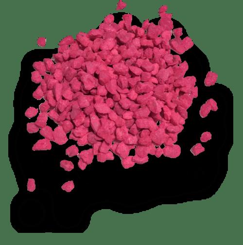 piedra decorativa para jardines rosa_lhccomercializa
