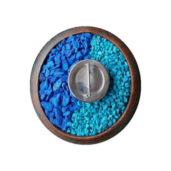 chimenea bioetanol barro grande3